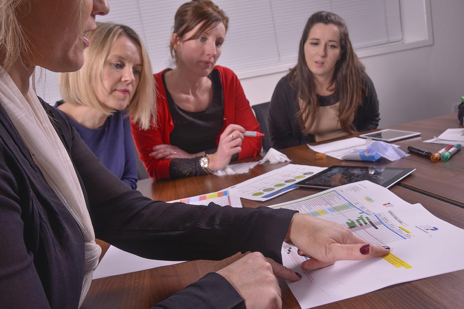 Produktgruppen-Management
